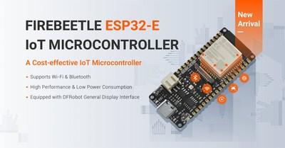 DFRobot Firebeetle ESP32-E (PRNewsfoto/DFRobot)