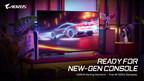 Les écrans de jeux AORUS 4K de GIGABYTE sont compatibles avec les consoles de nouvelle génération