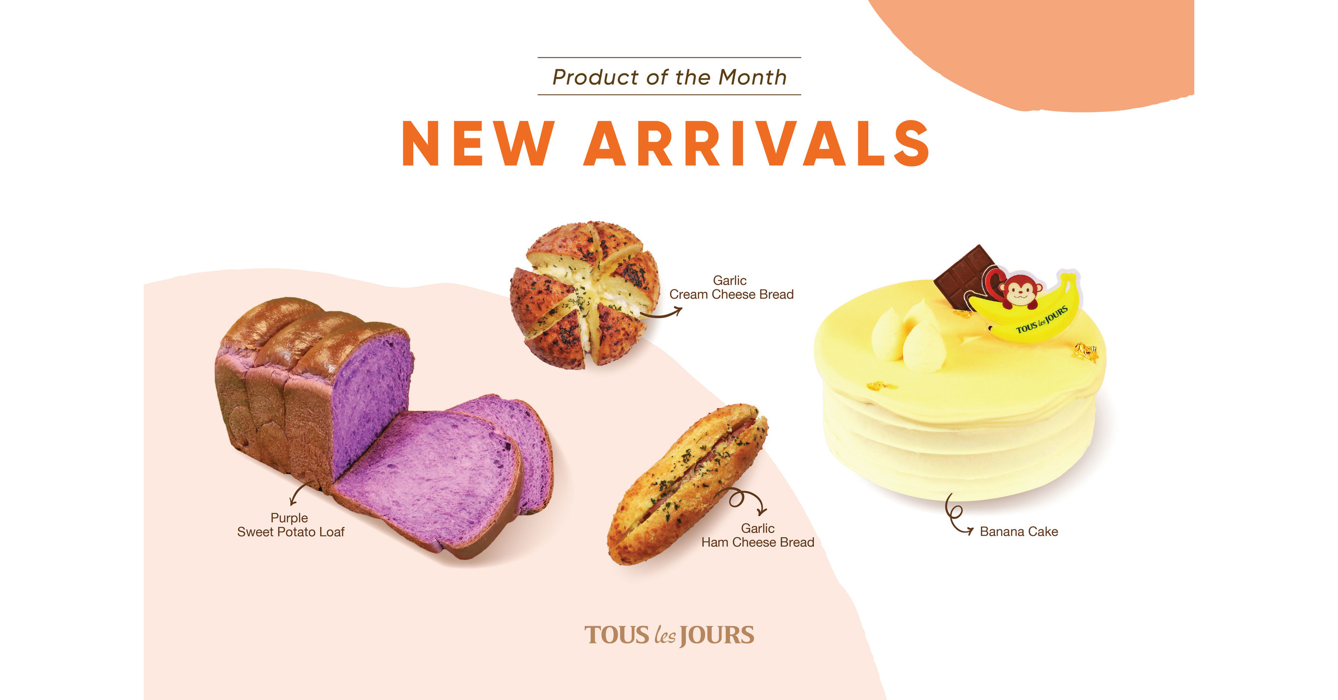 www.prnewswire.com: TOUS Les JOURS Bakery to Launch Purple Sweet Potato Bread and More