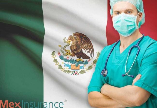 Medical Professionals in Mexico (PRNewsfoto/MexInsurance)