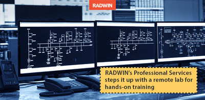 Despite ongoing travel restrictions, RADWIN's remote instruction expedites global partner certification.