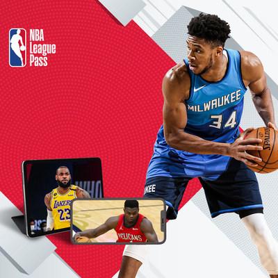 NBA League Pass (PRNewsfoto/PM Connect)
