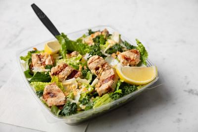Lemon Kale Caesar Salad joins the Chick-fil-A menu for a limited time at participating restaurants nationwide, starting April 26.