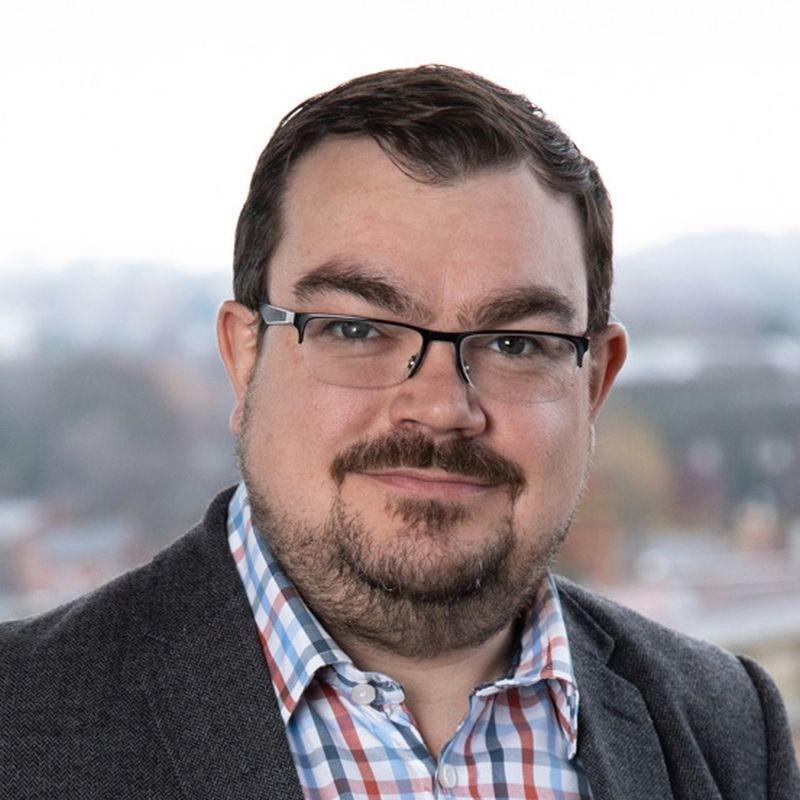 Andrew Aldridge, Partner & Head of Marketing