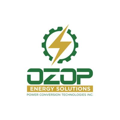 Ozop Energy Solutions Logo