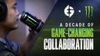 Monster Energy Celebrates 10 Years Of Partnership With Legendary...