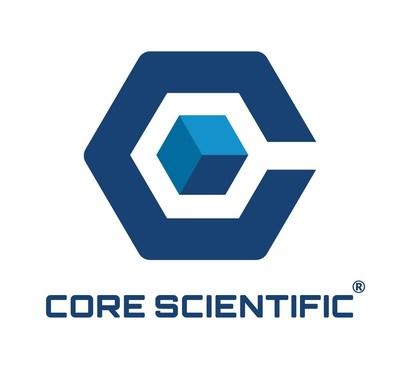 Core Scientific Logo (PRNewsfoto/Core Scientific)