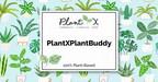PlantXBuddy在线应用庆祝地球日