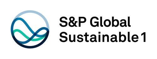 New S&P Global Sustainable1 mark (PRNewsfoto/S&P Global Sustainable1)