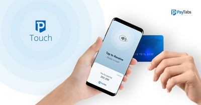 PayTabs, MENA's award-winning payment solutions powerhouse, launches the PayTabs Touch product, globally known as Tap to Phone - a contactless merchant payment acceptance solution.