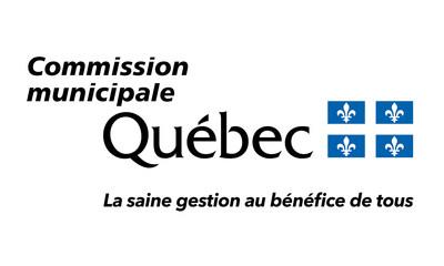 Logo de la Commission municipale du Québec (Groupe CNW/Commission municipale du Québec)