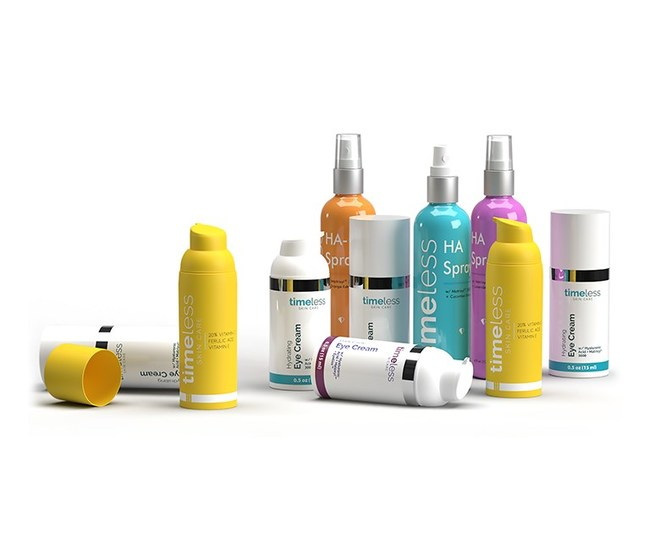 Timeless Skin Care Products Accepted by TerraCycle