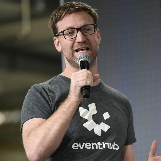 EventHub CEO Michael Bleau