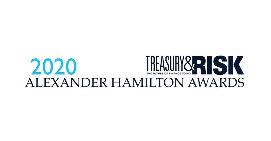 On the strength of the company's recent innovations in financial and operational risk management, Paychex was honored by Treasury & Risk magazine with two Alexander Hamilton Awards.