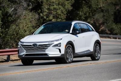 Hyundai Expands NEXO Fuel Cell SUV Availability In San Diego County at Hyundai Escondido