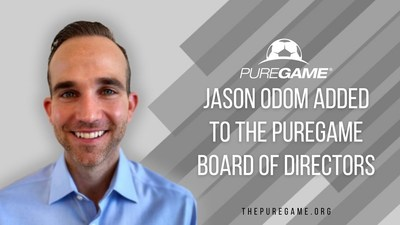 PureGame adds Jason Odom to its Board of Directors