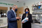 Washington Governor Jay Inslee Visits Green Manufacturer ECOS to Celebrate Earth Day