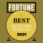 FORTUNE launches new education offerings with publication of The Best Online MBA Programs of 2021 ranking