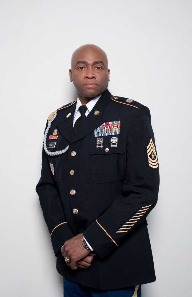 Sergeant Major Keith L. Craig