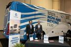 TEMSA Introduces the New TS30 at UMA Motorcoach Expo