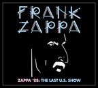 """Frank Zappa's Final American Show To Be Released For First Time Ever As  """"Zappa '88: The Last U.S. Show"""""""