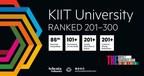 KIIT Ranked 201+ Globally in Times Higher Education Impact Rankings