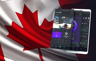 Legal sports betting in Canada is one step closer (CNW Group/Real Luck Group Ltd.)
