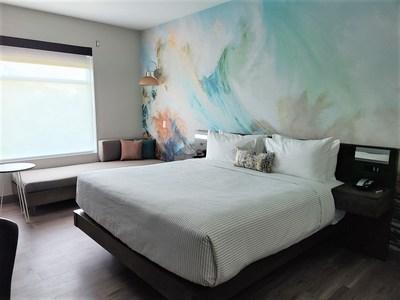 Cambria Hotel Orlando Airport Guestroom