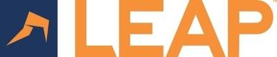 LEAP Legal Software Logo (PRNewsfoto/LEAP Legal Software)