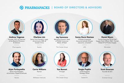 Pharmapacks Board of Directors and Advisors