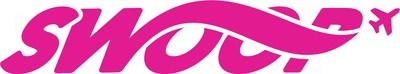 Swoop Logo | FlySwoop.com (CNW Group/Swoop)