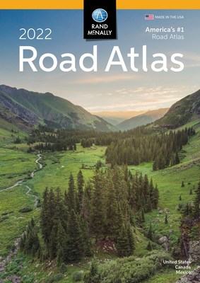Rand McNally releases the 98th Edition of its iconic Road Atlas