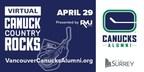 Ryu Apparel宣布将50张免费门票购买到年度Canucks Country Rocks Livestream Concert受益于心理健康非营利组织