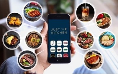 JustKitchen App (CNW Group/Just Kitchen Holdings Corp.)
