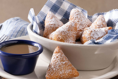 Barrel Bites offer a little something extra for you or the whole table to enjoy! Cracker Barrel's new Biscuit Beignets are made with deep-fried buttermilk biscuit dough tossed in cinnamon sugar with butter pecan sauce for dipping.