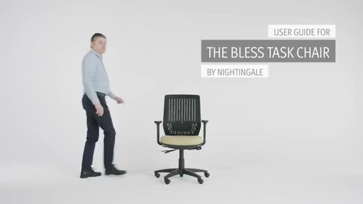 Nightingale Bless Chair User Guide