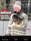 Sara Kopamees interviews Sportsnet's Ron MacLean for Canadian Industry magazine