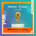 Hisense Becomes Official Sponsor of FIFA World Cup Qatar 2022™