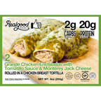 Real Good Foods Goes BIG with The Launch of First Ever Low Carb,...