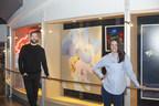 第一次虚拟拍卖由Printemps du MAC,由国家银行,是一个成功,筹集超过25000美元