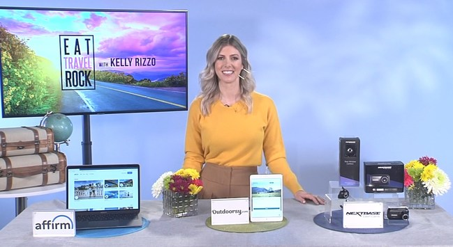 Spring Travel with Eat, Pray, Rock's Kelly Rizzo