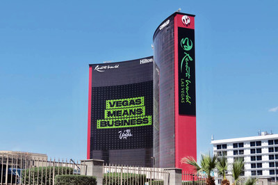 Partnership between Clear Channel Outdoor and Resorts World Las Vegas will offer brands the opportunity to reach highly coveted leisure and business travelers via the largest, single property digital signage ever available on The Strip.