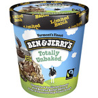 Ben & Jerry's Omits the Oven with TOTALLY UNBAKED...