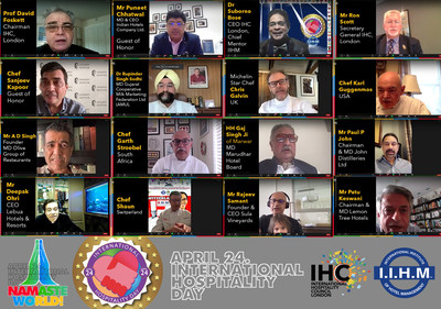 International Hospitality Day Virtual Celebration