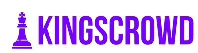 KingsCrowd logo (PRNewsfoto/KingsCrowd)