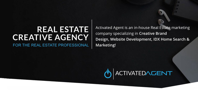 Real Estate Creative Agency - For The Real Estate Professional