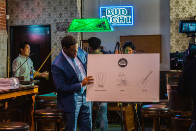 """To help support the best summer ever, Bud Light is proud to introduce the """"Bud Light Summer Stimmy"""" – a formal, but hilarious proposal designed to hook 21 and older fans up with prizes worth a total of up to $10 million"""