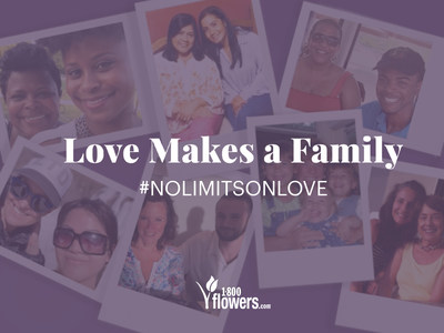 1-800-Flowers.com Love Makes a Family #NoLimitsOnLove