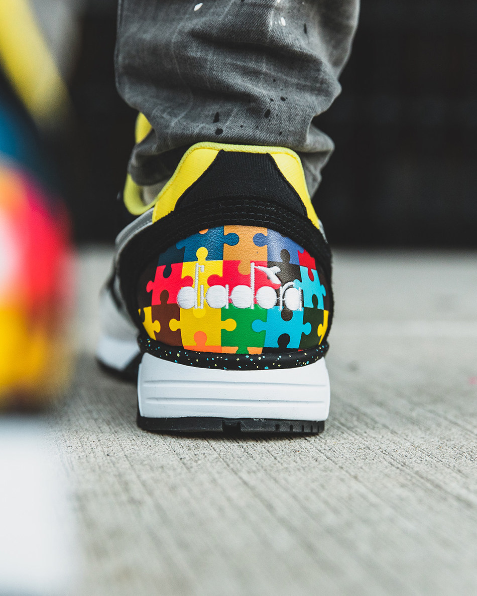 Foot Locker, Inc. Partners with Puma and Diadora For Autism Acceptance Month