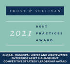Frost & Sullivan Awards Top Water Management Solution Recognition to the PI System